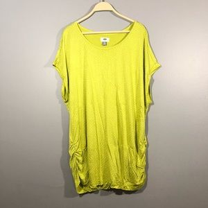 Old Navy 2X 3X  Tapered Summer Blouse TShirt Top
